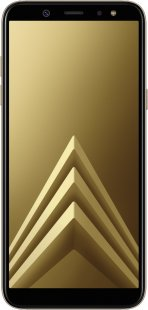 Galaxy A6 (2018) Smartphone gold