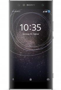 Xperia XA2 Ultra Smartphone schwarz