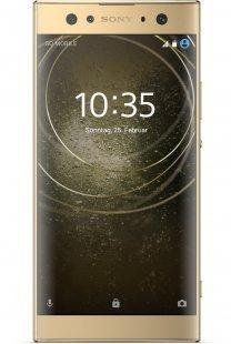 Xperia XA2 Ultra Smartphone gold