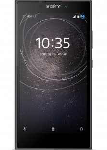 Xperia L2 Dual-SIM Smartphone schwarz