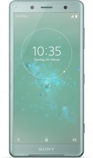 Xperia XZ2 Compact Telekom Smartphone moss green