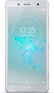 Xperia XZ2 Compact Telekom Smartphone weiß/silber