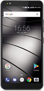 GS370 plus Smartphone jet black