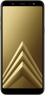 Galaxy A6+ (2018) Smartphone gold