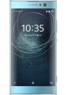 Xperia XA2 Smartphone blau