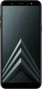 Galaxy A6+ (2018) Smartphone schwarz