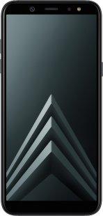 Galaxy A6 (2018) Smartphone schwarz