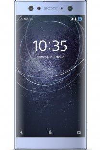 Xperia XA2 Ultra Smartphone blau