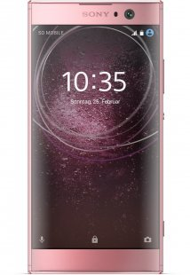 Xperia XA2 Smartphone pink