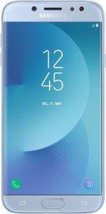 Galaxy J7 (2017) Duos Smartphone blau