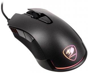 Revenger Gaming Maus schwarz