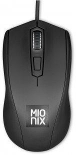 Avior schnurgebundene Maus schwarz