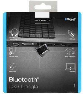 USB Bluetooth Dongle V4.0 Class II