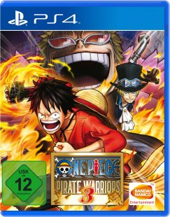 PS4 One Piece Pirate Warriors 3 Spiel