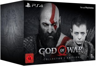 PS4 God of War Collectors Edition