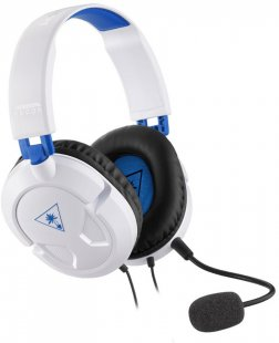 Recon 50P Headset weiß