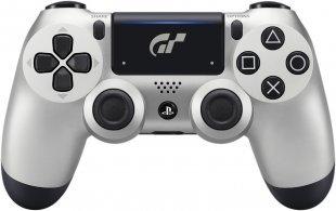 Wireless DualShock Controller GT Sport Limited Edition silber/schwarz