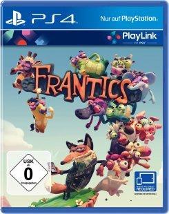 PS4 Frantics