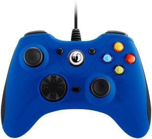 GC-100XF Gamepad blau