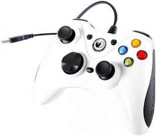 GC-100XF Gamepad weiß