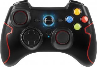 TORID Wireless Gamepad (PS3/PC) schwarz