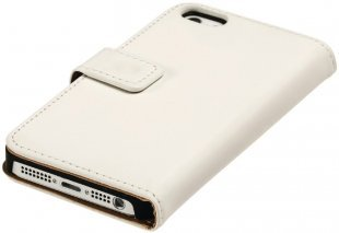 CSWBIPH5WH Wallet Case für iPhone 5/5S weiß