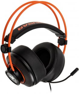 Immersa Gaming Headset schwarz