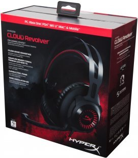 HyperX Cloud Revolver Gaming-Headset