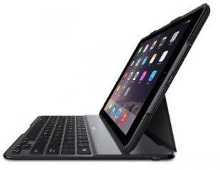 QODE Ultimate Lite Keyboard Schutzhülle mit Tastatur für iPad Pro 9,7´´ schwarz