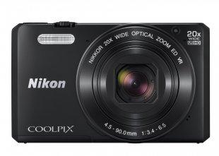 Coolpix S7000 Digitalkamera schwarz
