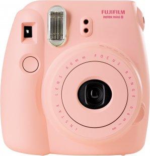 Instax Mini 8 Sofortbildkamera pink