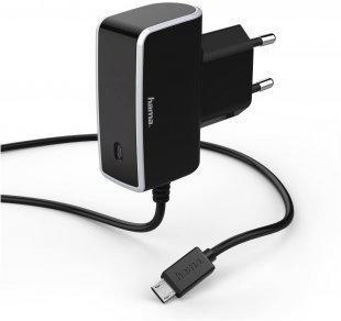 Ladegerät Micro-USB schwarz