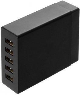 FTB5U10A USB 5-port (50W) Netzteil