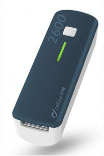 Pocket 2600 Powerbank blau