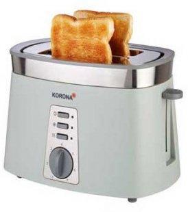 Toaster 21206 Kompakt-Toaster steingrau