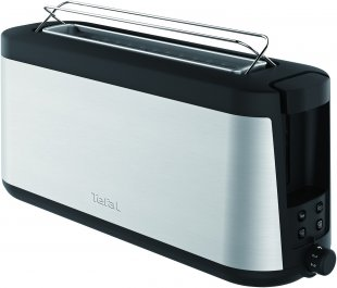 TL4308 Langschlitz-Toaster edelstahl