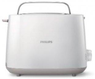 HD2581/00 Kompakt-Toaster weiß