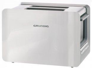 TA 7280 w Doppelschlitz-Toaster weiß/edelstahl