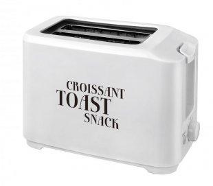 TKG TO 1015 W Kompakt-Toaster weiss