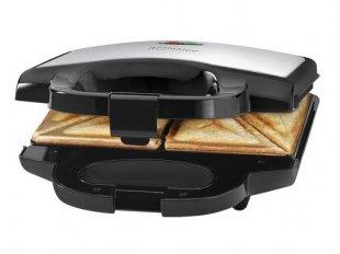 ST 1372 CB ESTATE Sandwichmaker edelstahl/schwarz