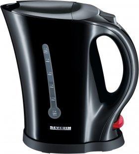 WK 3485 Wasserkocher schwarz