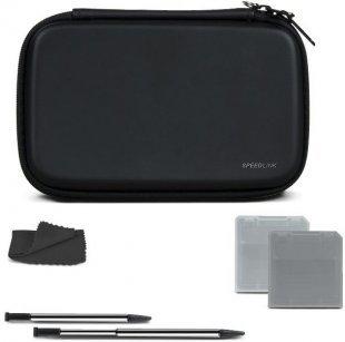 7in1 Starter Kit für New 3DS schwarz