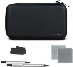 7in1 Starter Kit für New 3DS XL schwarz