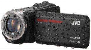 GZ-R315BEU SD Speicherkarten Camcorder schwarz