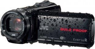 GZ-RX645BEU SD Speicherkarten Camcorder schwarz