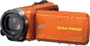 GZ-R435DEU SD Speicherkarten Camcorder orange