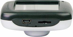 AV 200 SC 511 SD Speicherkarten Camcorder silber
