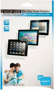 CSIPMSUC100 Displayschutzfolie für iPad mini 1/2 ultra clear