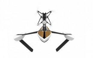 Hydrofoil Minidrone New Z Quadrocopter