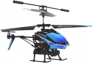 Firestorm Spy RC Helikopter schwarz/blau